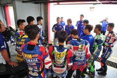 Yamaha Riding Academy membuka kesempatan pembalap muda untuk terjun dalam balapan International
