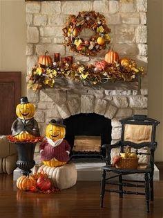 Fall decor by joanne