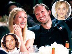 Consciously Moving On: How Gwyneth and Chris Feel About Each Other's New ... Gwyneth Paltrow  #GwynethPaltrow