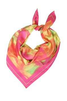 Silk scarf by FABRYAN £80