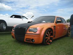 2005 Chrysler 300C by blondygirl, via Flickr
