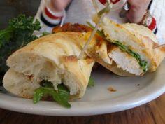 Quinta Restaurant Piri Piri Sandwich  http://brunchosaurus.com/quinta/