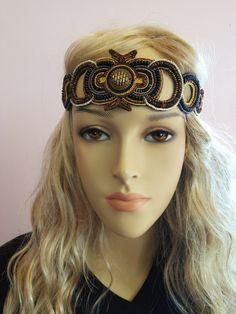 Pink Pewter Headbands! www.Shoprtb.com
