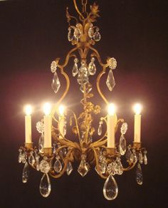 Crystal Bronze Chandeliers | Decorating with Chandeliers | DivineNY.com