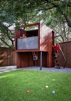 Backyard houses for kids