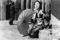 成瀬巳喜男監督「朝の並木道」1936年/千葉早智子