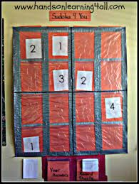 Image result for november theme sudoku for grade 1-2