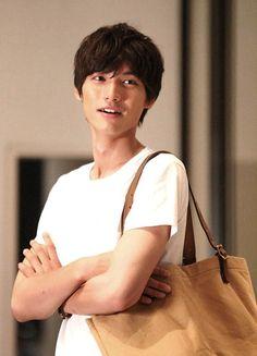 "Tsubasa Honda x Sota Fukushi, J drama series ""Koinaka, 2015"