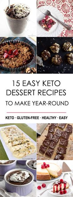 I've got a sweet tooth. Whether it's a decadent Keto Low-Carb Creme Brulee, a two-in-one Low-Carb Raspberry Cheesecake Thumbprint Cookie, or a creamy Sugar-Free Keto Low-Carb Peanut Butter Fudge – I love them all. If you're sharing a keto dessert, count me in!And, even though the holidays make the perfect excuse to make sweet treats, [...]