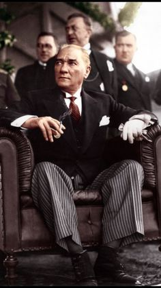 Mustafa Kemal Ataturk- Founder of Turkish Republic - Design interests