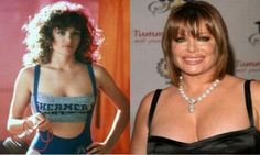 80s Supermodels Then and Now