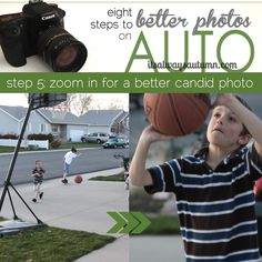 it's always autumn - itsalwaysautumn - 8 steps to better photos on AUTO {step zoom in for a better candid} Photography Tips For Beginners, Photography Lessons, Photography Camera, Photoshop Photography, Photography Tutorials, Photography Series, Camera Hacks, Camera Tips, Camera Gear