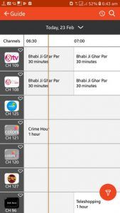 Dish Tv App | Android Apps | Tv app, App, Android apps