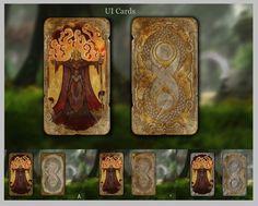 Reckoning2 Destiny cards by Beastysakura.deviantart.com on @deviantART