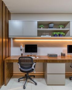 38 Stunning Small Home Office Furniture Design Ideas, – Home Office Design Layout Small Home Office Furniture, Mesa Home Office, Home Office Closet, Home Office Table, Small Home Offices, Home Office Space, Home Office Decor, Office Ideas, Desk Ideas