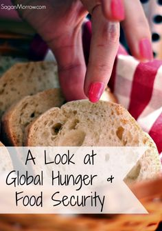 Hunger is an ongoing problem across the globe... but if the world produces enough food to provide everyone with 2,700+ calories each day, then what's REALLY the root problem of food security? Find out!