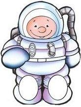 """Unidad Didáctica: """"El Espacio y los Astronautas"""": El hombre en la Luna es un tema que la maestra puede presentar con total naturalidad y con conocimiento de la materia, informar a los niños de los detalles que hacen a la exploración del espacio, los vehículos que se utilizan y los astronautas. Para sala de 5 Años"""