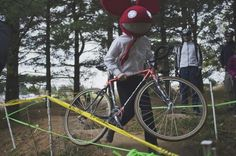 Costumed cyclocross... One day.... I will!