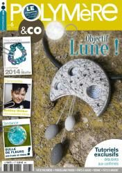 Mag n° 6 JUIN JUILLET AOUT Polymer Clay, Jewelry Making, Magazine, Christmas Ornaments, Holiday Decor, How To Make, Image, Jewellery, Livres
