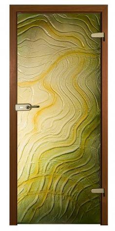 Fused Glass Doors - Ganimedes 01