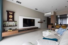 Japanese living in Taiwan by HOZO interior design 14