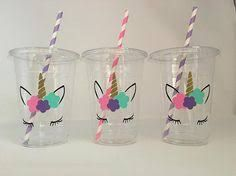 Resultado de imagen para ideas de cumpleaños de unicornio para nena