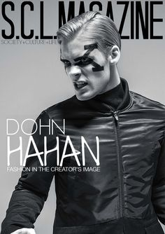 <p>Brooding looks, black and grey ensembles, slim to exaggerated silhouettes make up the DOHN HAHN Fall/Winter Collection.</p>