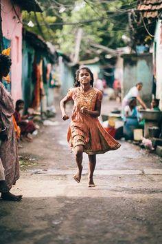 Goa India, Yellow Photography, Life Photography, Indian Cafe, Amazing India, India People, People Of The World, Orange Dress, India Beauty