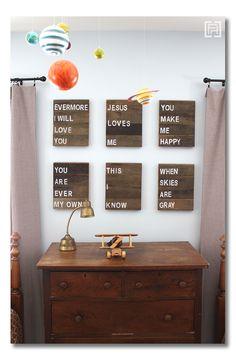My boys room reveal {with sources} via @FieldstoneHill Design, Darlene Weir Design, Darlene Weir