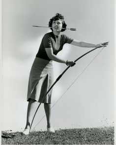 RUTH HUSSEY.  OH LOOK IT'S ME!!!!!!!❤  LMBO ~ ARCHERY IN MIDDLE SCHOOL
