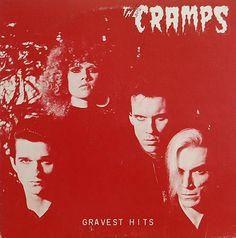The Cramps - Gravest Hits - LP - Red Vinyl
