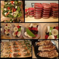Coming up on the end of prep season things get a Lil crazy......so I did my customers meal prep Monday night. Looks great and from my taste test its right on point!  Food is art the fuels you.  #mealprep #mealprepsunday #foodporn #foodisfuel #sunday #fitchick #healthliving #healthylife #lifeisgood #girlbeef #ambition #mindbodyandspirit #journeytothestage #livetolift #teamlove #fitness #fitchick #thickfit #gymrats #theprocess #fit4life #fueledbyfaith #healthyliving #healthylife #shebeast…