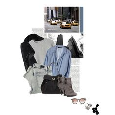 """Yesterday is history, Tomorrow's a mystery"" by lenasupernatural on Polyvore"