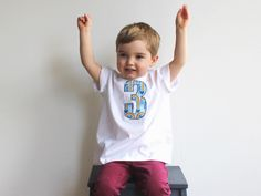 BIRTHDAY TSHIRT age 1 - 5, £10.00