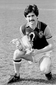Aston Villa captain Dennis Mortimer poses with the League Cup, at Villa's Bodymoor Heath training ground near Birmingham, April Aston Villa had finally defeated Everton after two replays. Get premium, high resolution news photos at Getty Images Aston Villa Fc, Birmingham Uk, Retro Football, Football Program, Everton, Stock Pictures, Image Collection, Chelsea, Poses