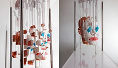 Esculturas de Jonty Hurwitz