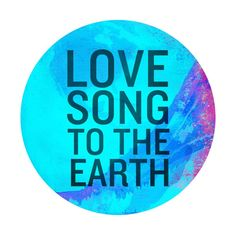"""""""Love Song to the Earth"""" was created to help people wake up to the problems of climate change in the hopes that they will then take action, and it has a pretty impressive all-star"""