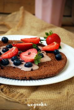 Sunday Breakfast, Pancakes, Vegan, Ds, Heaven, Food, Summer, Recipes, Essen