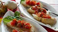 Delicious Tomato Bruschetta Breakfast Recipe #foodformyhealth #food #health #breakfast #recipe #bruschetta http://foodformyhealth.com/delicious-tomato-bruschetta-breakfast-recipe/