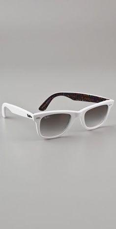 c5d0e6e62f white Wayfarer sunglasses by Wayfarer Cheap Ray Ban Sunglasses, Cheap Ray  Bans, Wayfarer Sunglasses