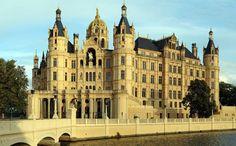 Schwerin Kastély, Schwerin, Németország.