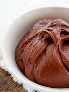 Homemade Chocolate Frosting is luscious and easy to make. It has a rich chocolate flavor, your going to love how easy and delicious it is!