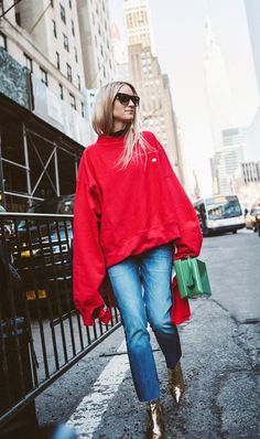 See what fashion bloggers were spotted wearing at Fashion Week 2017 and find out where you can get the items yourself.