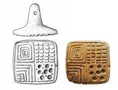 Burdur'da kazı çalışmaları devam eden Hacılar Büyük Höyük'te, 5 bin yıl öncesine ait mühürlerde ortak bir işaret dili kullanıldığı ortaya çıkarıldı.