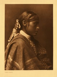 Edward S. Curtis Collection People 039 - Apachen – Wikipedia