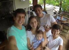 Galdino Saquarema 1ª Página: Filhos fizeram vídeo para Eduardo Campos no domingo