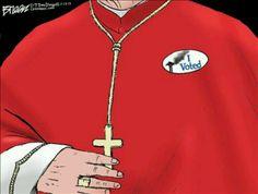 Hahaha Love! Silly Catholic humour!