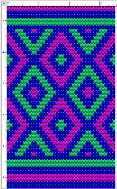 How To Crochet A Shell Stitch Purse Bag - Crochet Ideas Tapestry Crochet Patterns, Crochet Stitches Patterns, Loom Patterns, Embroidery Patterns, Cross Stitch Patterns, Beading Patterns, Knitting Patterns, Crochet Shell Stitch, Bead Crochet Rope