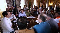 Paulo decreta Calamidade em 13 municípios e instala Gabinete de Crise              CURTIU? COMPARTILHE www.blogdoronaldocesar.com.br