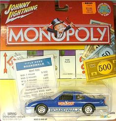 Johnny Lighting Monopoly